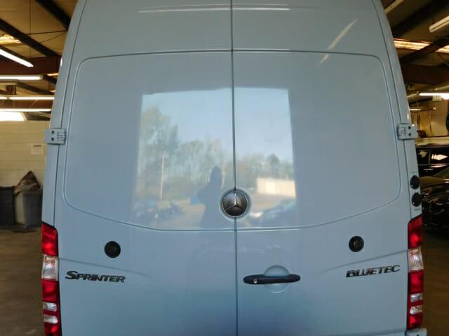 Car Exterior After